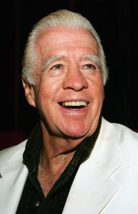 Clu Gulager at the premiere of the
