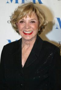 Beverly Garland at the Museum of Television and Radio's Annual Los Angeles Gala.