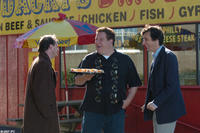 Jeff Garlin as James and David Pasquesi as Luca in