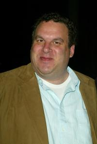 Jeff Garlin at the Everybody Loves Raymond Series Wrap Party.