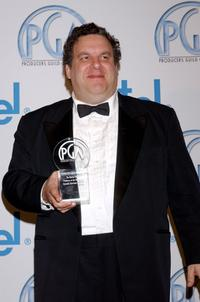 Jeff Garlin at the 16th Annual Producers Guild Awards.