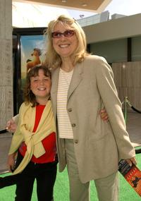 Teri Garr and her daughter at the Los Angeles premiere of