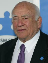 Ed Asner at the