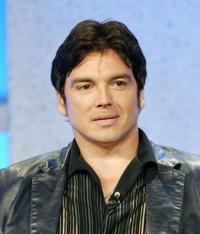 Jason Gedrick at the panel discussion for
