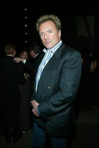 Armand Assante at the Louis Vuitton 150th Anniversary party and store opening celebration.