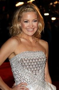 Kate Hudson at the world premiere of