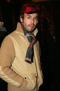 Angus Sampson at the Sydney Film Festival Opening Night.