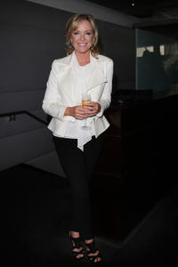 Rebecca Gibney at the 53rd TV Week Logie Awards in Australia.