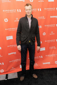 Jay Paulson at the premiere of