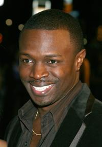 Sean Patrick Thomas at the AFI FEST 2006 for premiere of