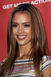 Jessica Alba at Spike TV's