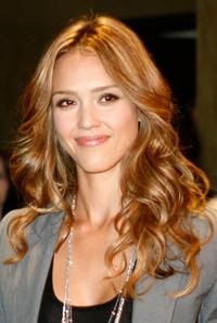 Jessica Alba at the world premiere of