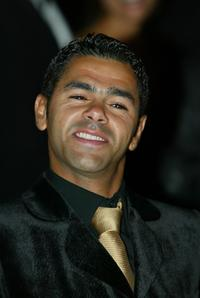 Jamel Debbouze at the 2002 Marrakech International Film Festival.