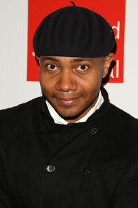 DJ Spooky at the 2009 World Science Festival's Opening Gala in New York.