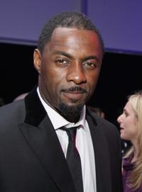 Idris Elba at the after party of the world premiere of