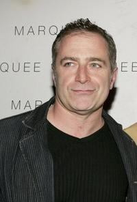 Tom Gilroy at the LaSalleHolland Tribeca Film Festival party.