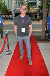 Tom Gilroy at the premiere of