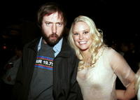 Tom Green and Audra Lynn at the Friday Night Hollywood-Style.