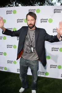 Tom Green at the premiere of