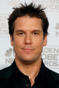 Dane Cook at the 64th Annual Golden Globe Awards.