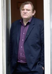 Brendan Gleeson at the promotion of his film