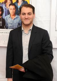 Michael Stuhlbarg at the premiere of