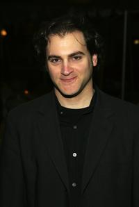 Michael Stuhlbarg at the after party of the Broadway opening of