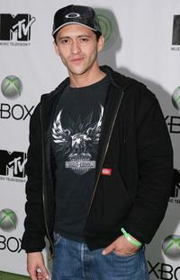 Clifton Collins, Jr. at the Xbox's next generation console launch party.