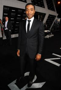 Chiwetel Ejiofor at the California premiere of