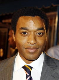 Chiwetel Ejiofor at the L.A. premiere of