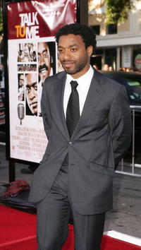 Chiwetel Ejiofor at the
