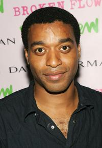 Chiwetel Ejiofor at the New York premiere of