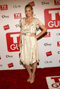 Leslie Bibb at the 4th annual TV Guide after party celebrating Emmys 2006.