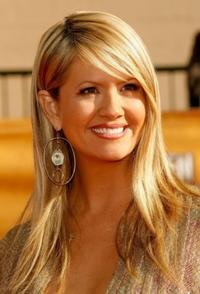 Nancy O'Dell at the 13th Annual Screen Actors Guild Awards.