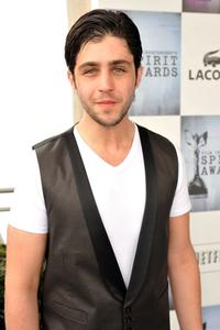 Josh Peck at the 24th Annual Film Independent's Spirit Awards.