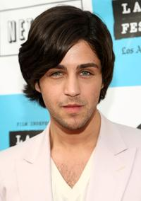 Josh Peck at the Los Angeles premiere of