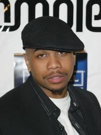 Omar Gooding at the Jermaine Dupri's annual Pre-BET Awards Party.