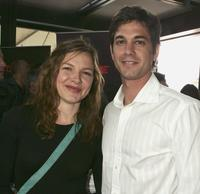 Justine Clarke and Adam Garcia at the Lexus Inside the Film Awards nominee announcement.