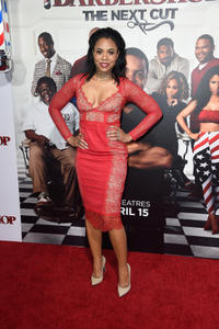 Check out the cast of the California premiere of 'Barbershop: The Next Cut'