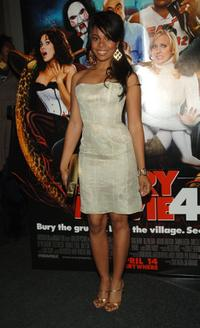Regina Hall at the premiere of