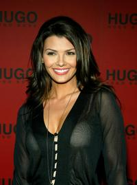 Ali Landry at the Hugo Boss Fall/Winter 2005 Collection Show.