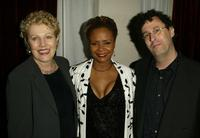 Lynn Redgrave, Tanya Pickens and Tony Kushner at the19th Annual Lucille Lortel Awards.