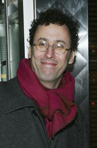 Tony Kushner at the opening night after party of