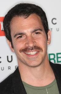 Chris Messina at the premiere of
