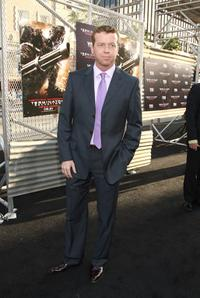 McG at the premiere of
