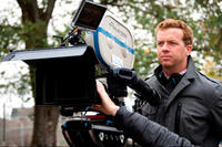 Director McG on the set of