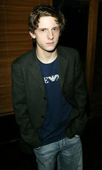 Jamie Bell at the after party for the premiere of