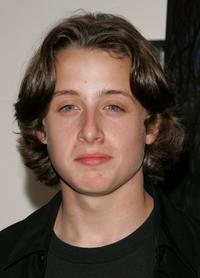 Rory Culkin at the premiere of