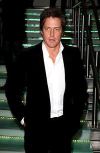 Hugh Grant at the world premiere of