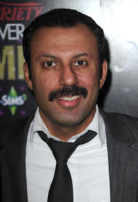 Rizwan Manji at the Variety's 1st Annual Power Of Comedy Event in California.